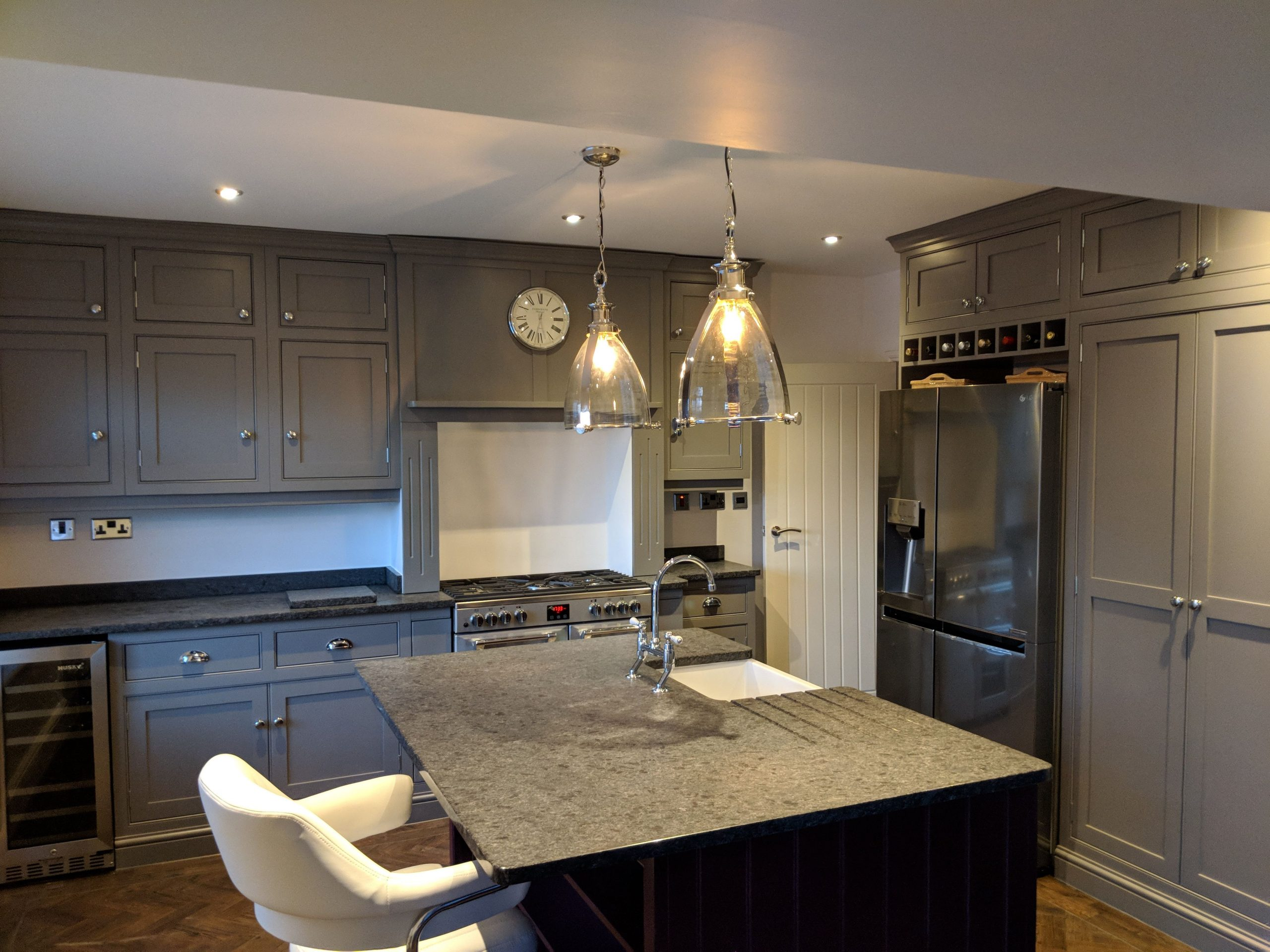 bespoke fitted kitchen fitted in Huddersfield, denby dale